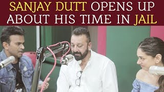 Sanjay Dutt opens up about his time in Jail! | Bhoomi