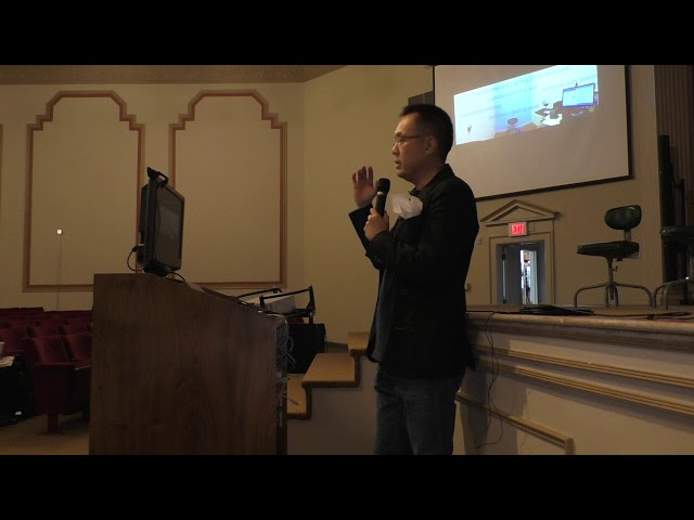 Dallas Hair Transplant Surgeon Dr. Sam Lam Lectures on Photography for Hair Transplant