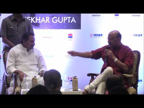 Shekhar Gupta speaks on Anticipating India - The Best of National Interest