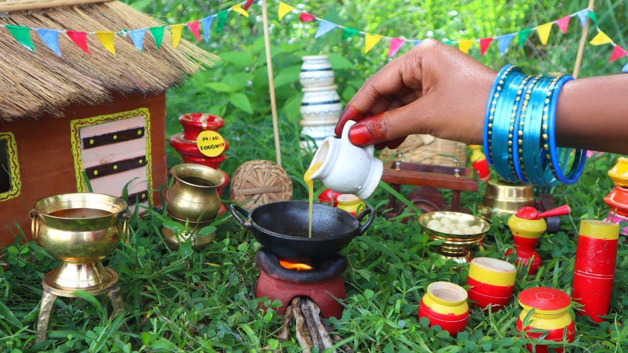 Raksha Bandhan Special Dessert | Rava Gulab Jamun | Mini Foodkey