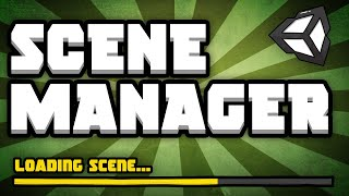 Thumbnail for 'Scene Manager - Load between scenes and show a progress bar - [ Unity Tutorial ]'