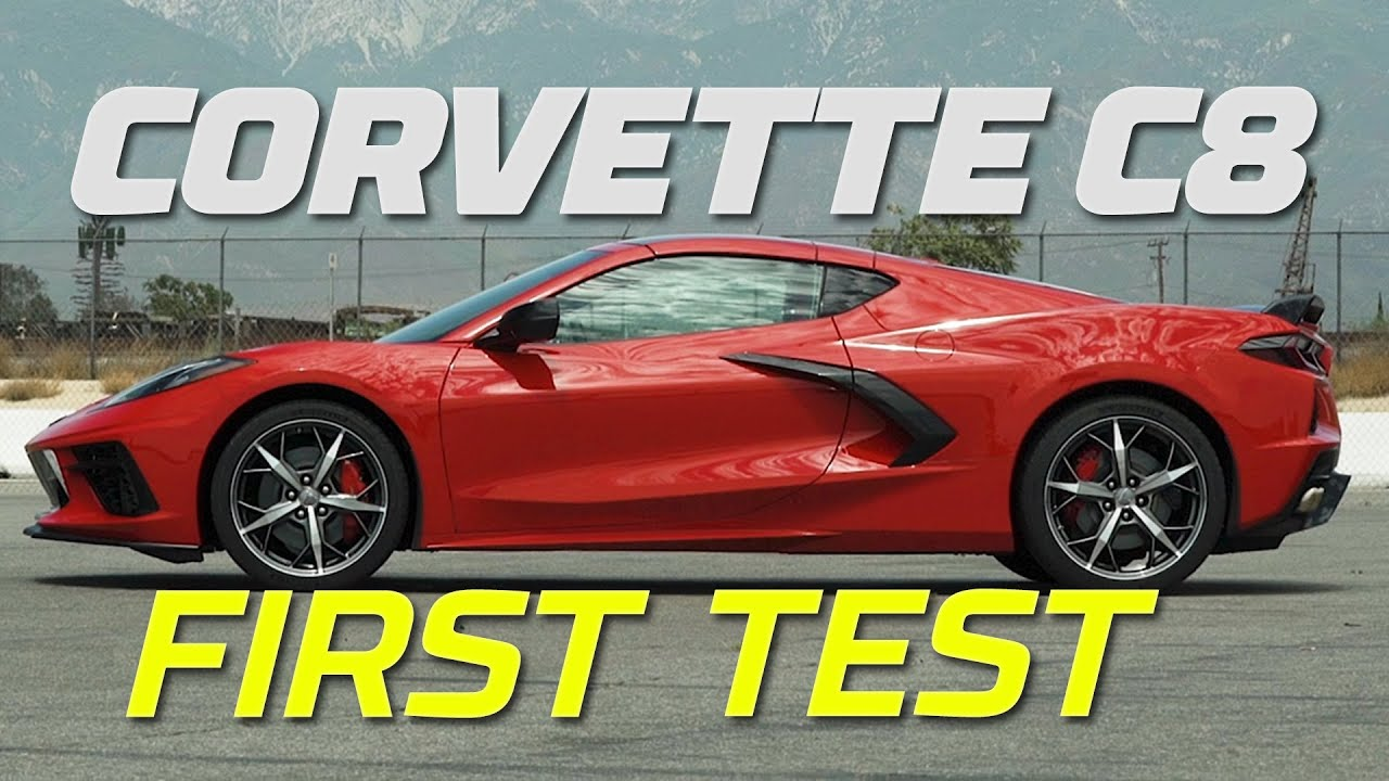 We Ve Got A C8 2020 Chevy Corvette C8 First Test Motortrend Youtube