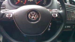 vw vento highline interior test camara eken a9