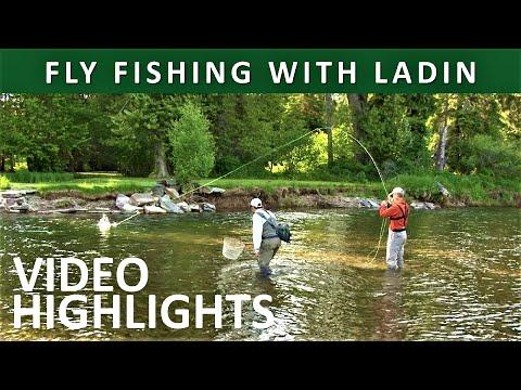Fly Fishing Idaho: Coeur D Alene Cutthroats
