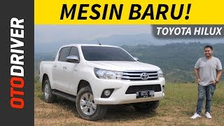 Toyota Hilux 2018 Review Indonesia | OtoDriver