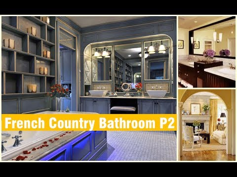 10+ Best French Country Bathroom design ideas P2