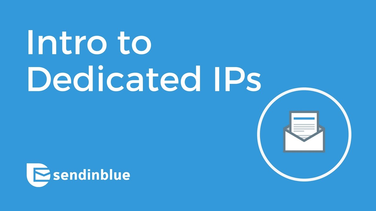 🎥 How to choose between a dedicated IP or shared IP