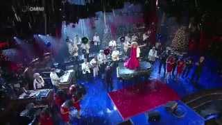 Darlene Love 2014 Christmas (Baby, Please Come Home) The Late Show David Letterman