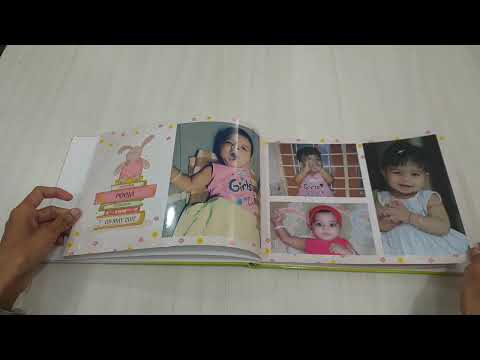 Picsy Personalized Kids Special Photo Albums