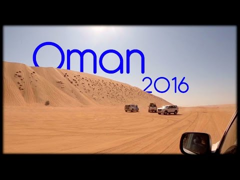 OMAN 2016 4x4 Road Trip_ Long Version GoPro Edit