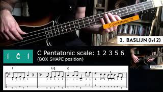 Don't Worry, Be Happy - Instruction Bass Loop Arrangement