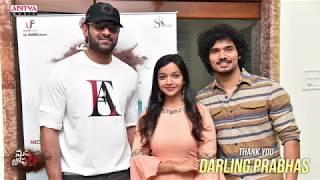 Nuvvu Thopu Raa Theatrical Trailer Launched By Rebel Star Prabhas || Sudhakar Komakula, Nitya Shetty