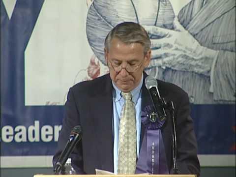 John Mason - 2009 Kansas Sports Hall of Fame Induction Ceremony