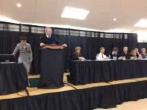 Newton Community Safety Forum Feb. 15, 2014 - Part 1 of 2