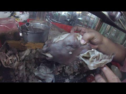 Jakarta Street Food 1135 Part.1 The Great Taste Head of Goat Soup SopKepala KambingMaha Rasa 6018
