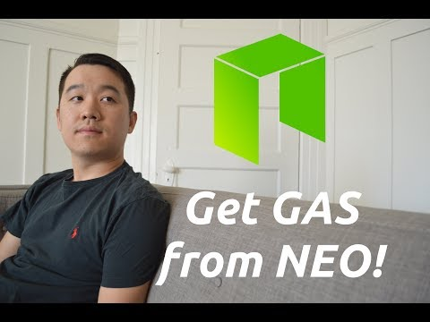 HOW TO: Earn GAS From NEO! (In Under 5 Minutes)