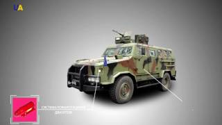 Armored Vehicles   Made in Ukraine