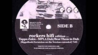 Tappa Zukie - MPLA Dub/Beat Them In Dub (BiggaBush Excursion on the Version extended) Side B