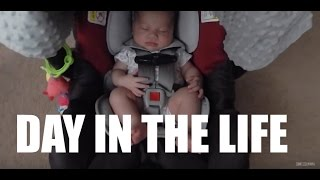 Day In The Life (NewMommy with a Newborn) 7-22-2015