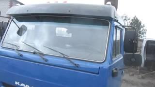 видео Запчасти КАМАЗ 65117