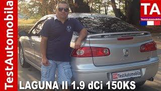 RENAULT Laguna II 1.9 dCi Chip Tuning 150KS