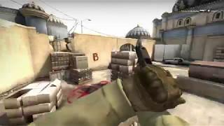 HS MACHINE | ACE on Dust 2 | CS:GO