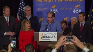 US Midterms: Mike Braun beats Joe Donnelly, flips Indiana to Senate Republicans