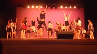 "CCA ""Love"" Dance Show, Act 2- A Stillness (Choreographed by Rayna Stohl)"