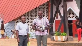Baixar Cameroonian entrepreneurs see potential in drones, plan to build their own