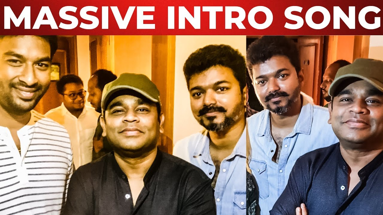 Download BREAKING: Vijay's Next with AR Rahman & Keerthy Su