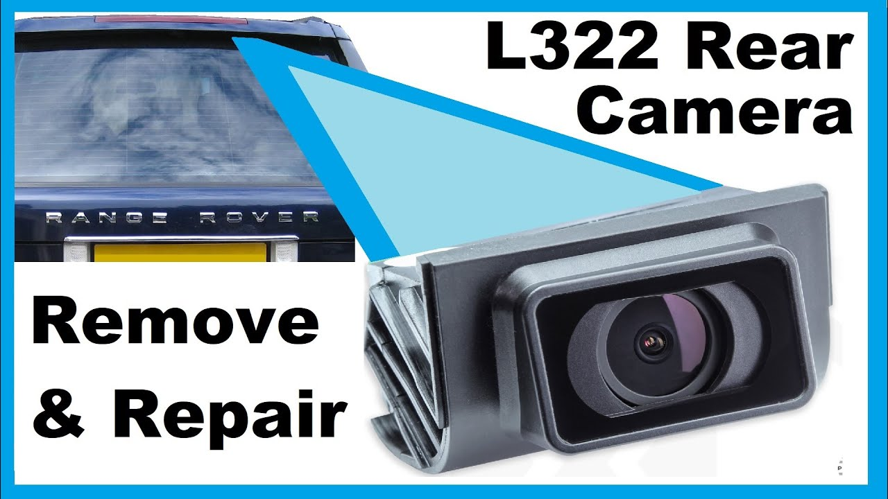 Trailer Diagram Wiring Kenwood Dnx8120 How To Test,remove & Fix Reverse Camera On Range Rover L322 - Youtube