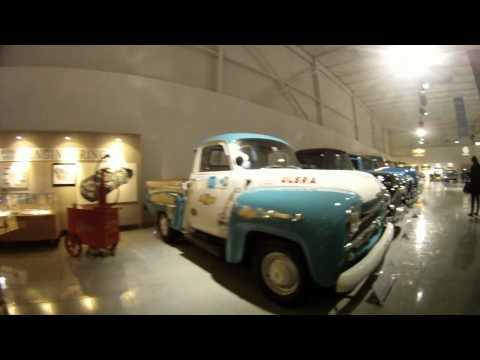 Inside the Amazing General Motors Heritage Center [HD]
