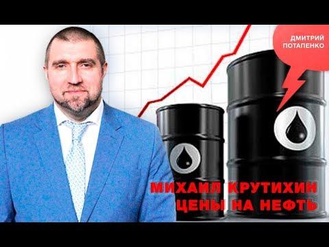 «Потапенко будит!», Михаил Крутихин, Цены на нефть, новый виток торговой войны между США и Китаем