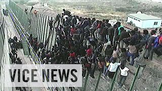 Storming Spain's Razor-Wire Fence: Europe Or Die (Episode 1/4) thumbnail