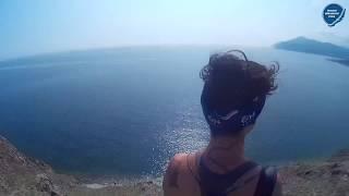 Волонтерский проект на озере Байкал