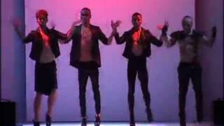 Супер танець - Чоловіки на підборах