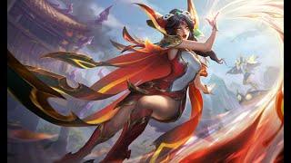 Brave Phoenix Xayah Full Gameplay PBE