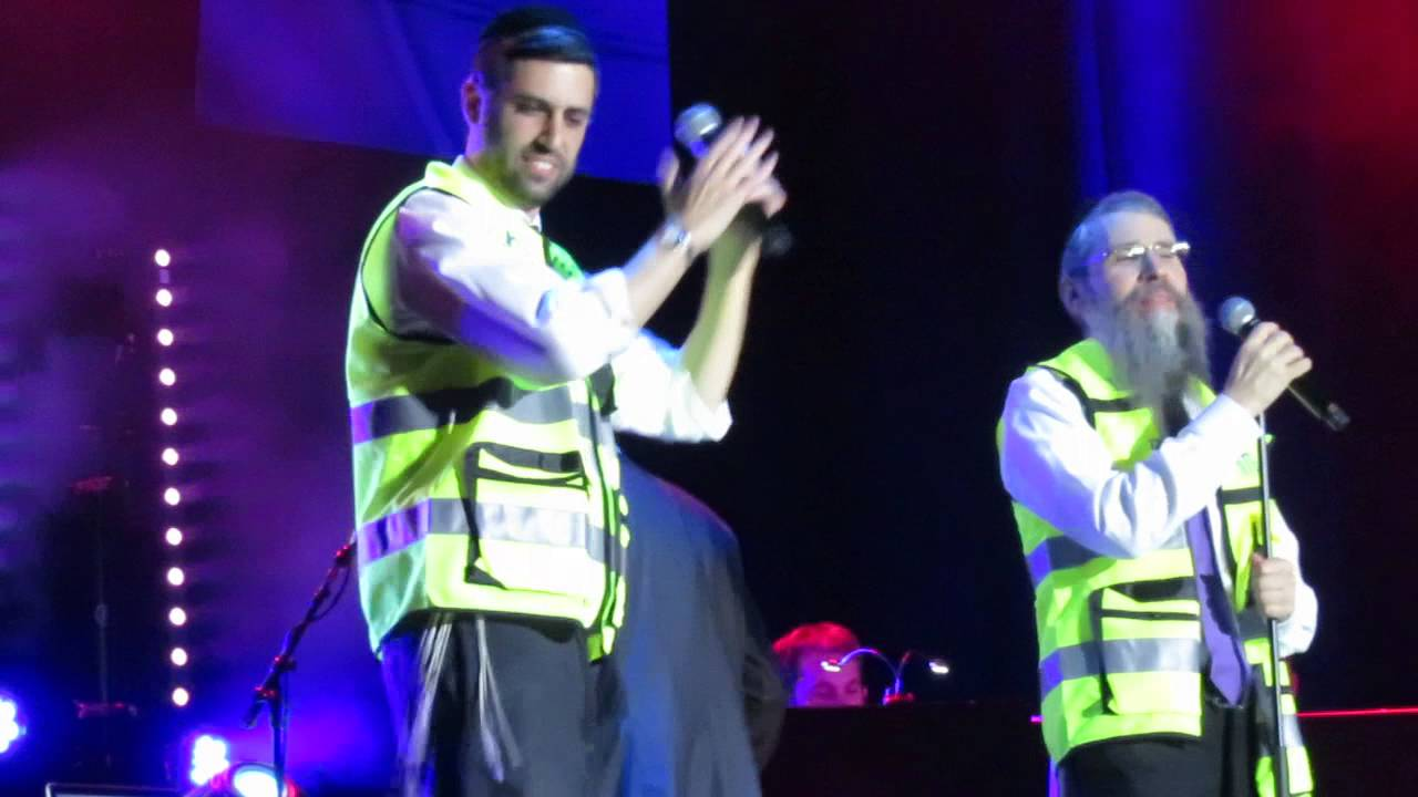 Avraham Fried & Ari Goldwag - Yesh Tikvah - ZAKA concert London