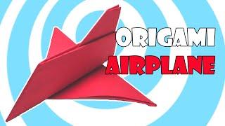 Паперові Орігамі Інструкція Іграшковий Літачок (Origamite)