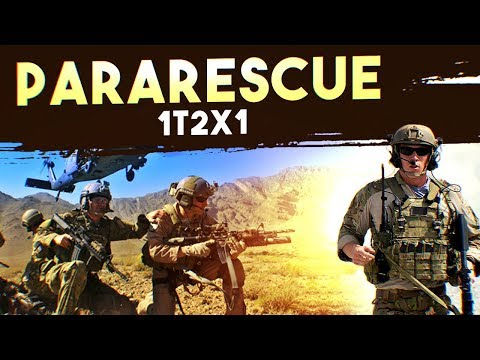 Pararescue (PJ) - 1T2X1 - Air Force Careers (Special Operations)