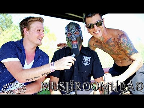 Mushroomhead interview with J Mann & Upon A Burning Body's Danny Leal steps in.