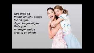 Junto A Ti Violetta Disney Channel Chords Chordify