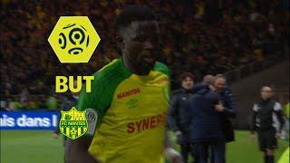 But Abdoulaye TOURE (86') / FC Nantes - EA Guingamp (2-1)  / 2017-18