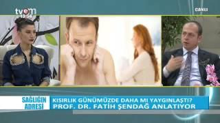Prof. Dr. Fatih Şendağ kadınlarda kısırlık riskini anlatıyor Bölüm 1