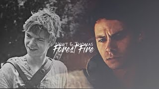 Newt & Thomas | I should have saved you [ +tdc spoilers]