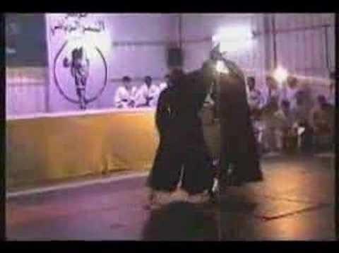 Warrior Within Dojo Inc. Saudi Arabia 2004