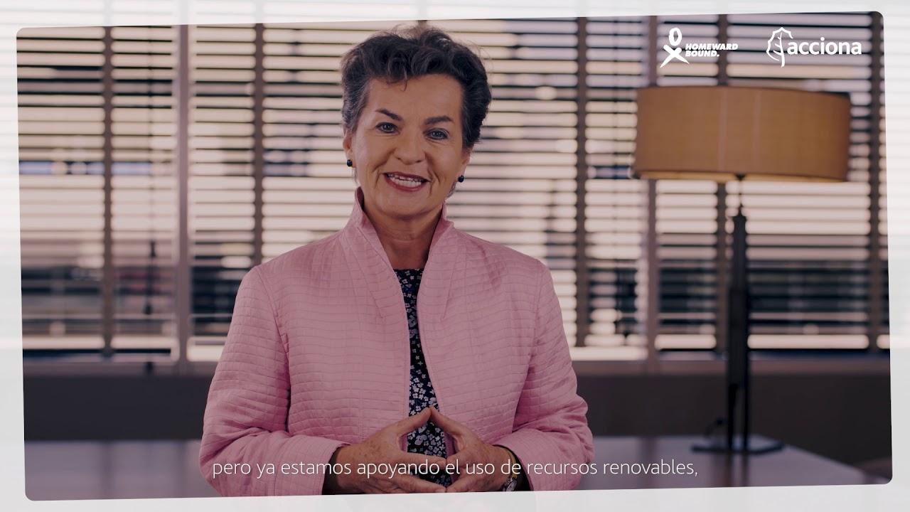 Christiana Figueres & Homeward Bound | ACCIONA
