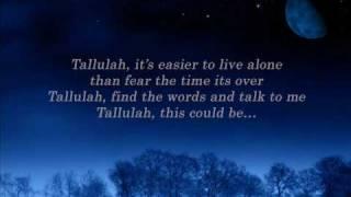 Sonata Arctica - Tallulah (Lyrics)