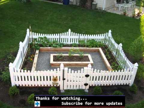Fencing Ideas For Gardens Fences Gates Design For