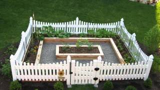 Fencing Ideas For Gardens | Fences & Gates Design For Outdoor - Garden